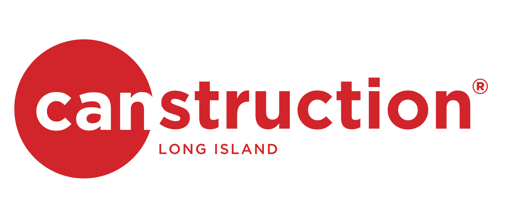 Canstruction Long Island logo